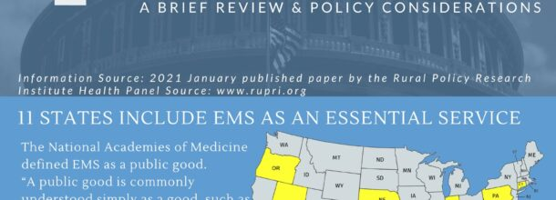US Report on Characteristics & Challenges of Rural Ambulance Agencies